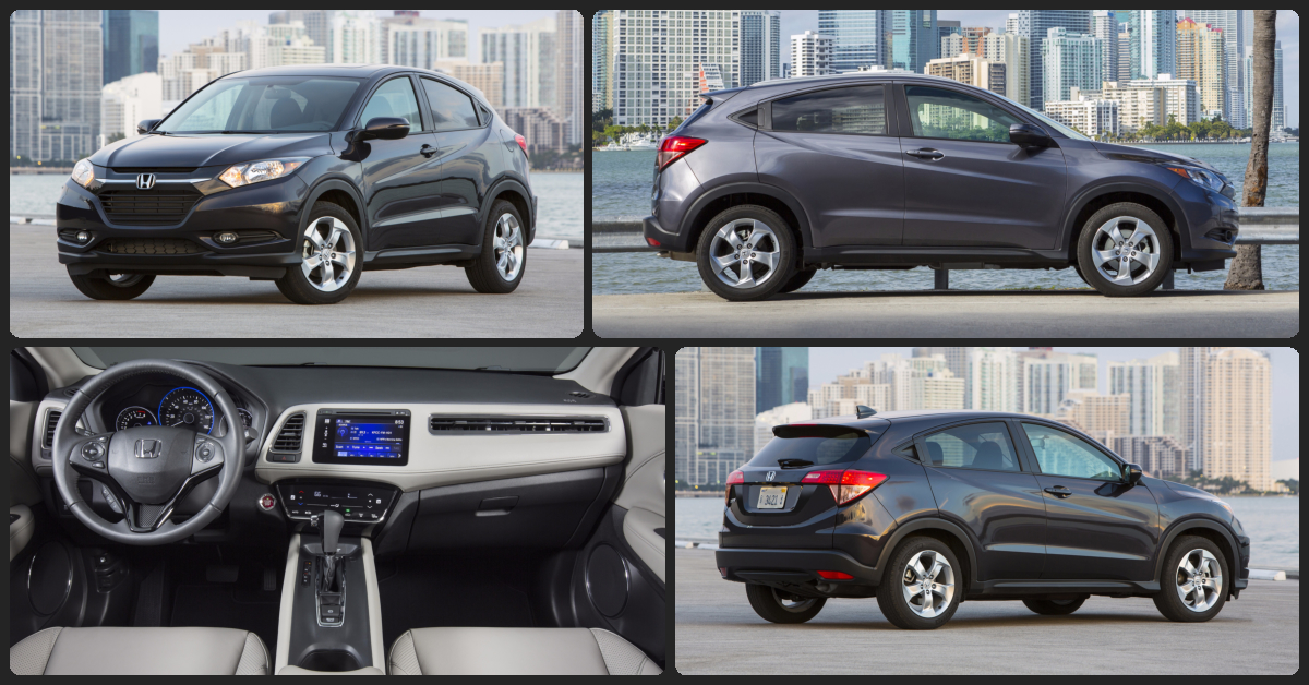 Honda HR-V LX  $500 Total Drive Off / $245 Total Monthly (taxes & fees included | 36 month lease)