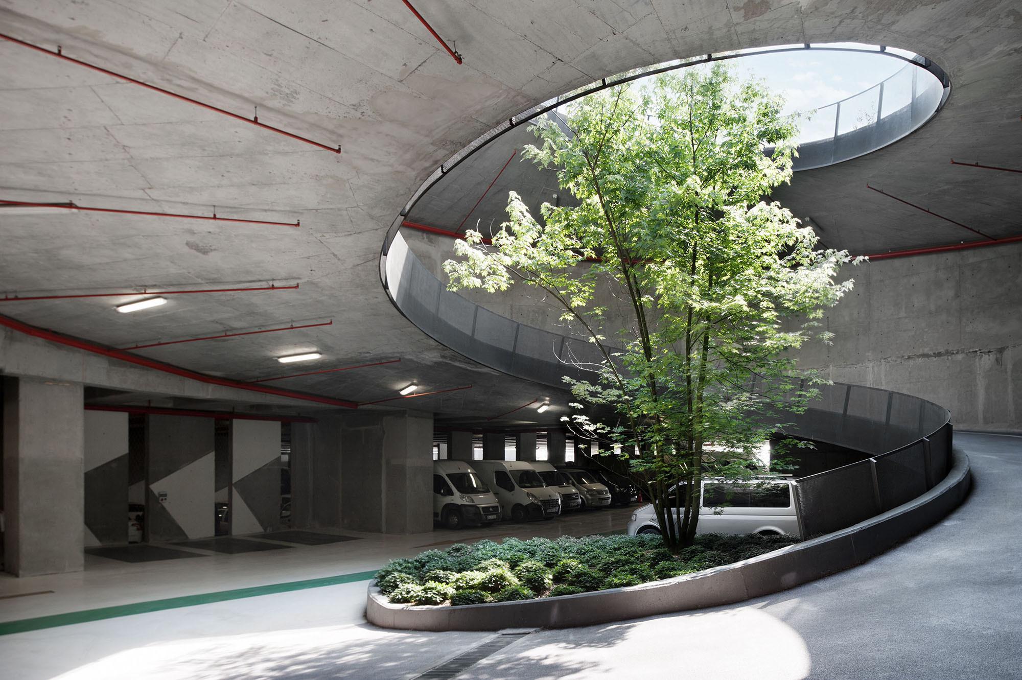 Category urban design: ŞiŞhane Park