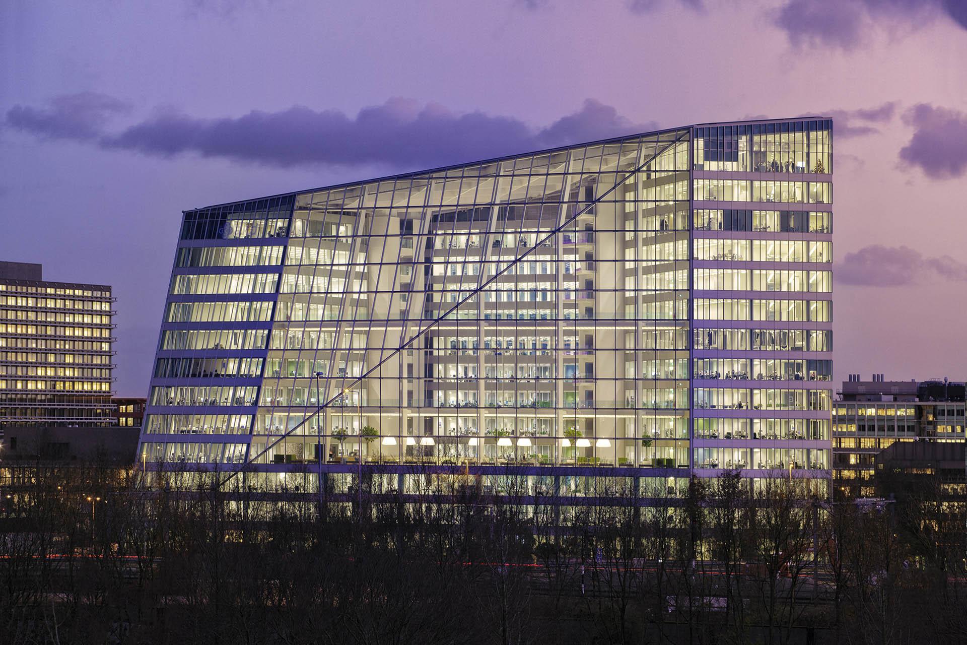 environmental design category: PLP Office Building, Amsterdam