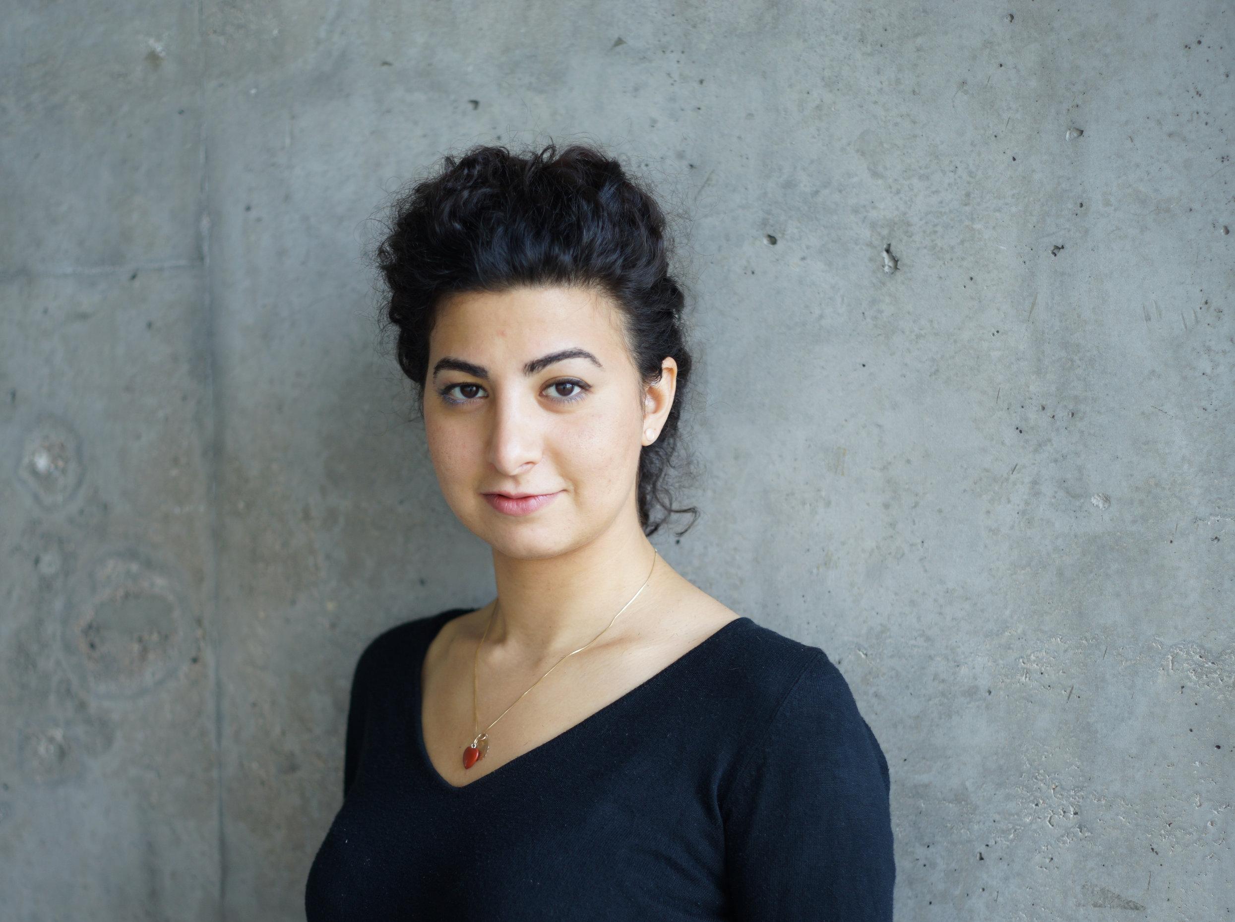 2106 Recipient Jasmin Sadegh