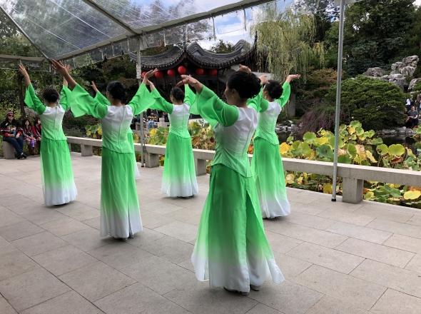 Photo from Lan Su Chinese Gardens