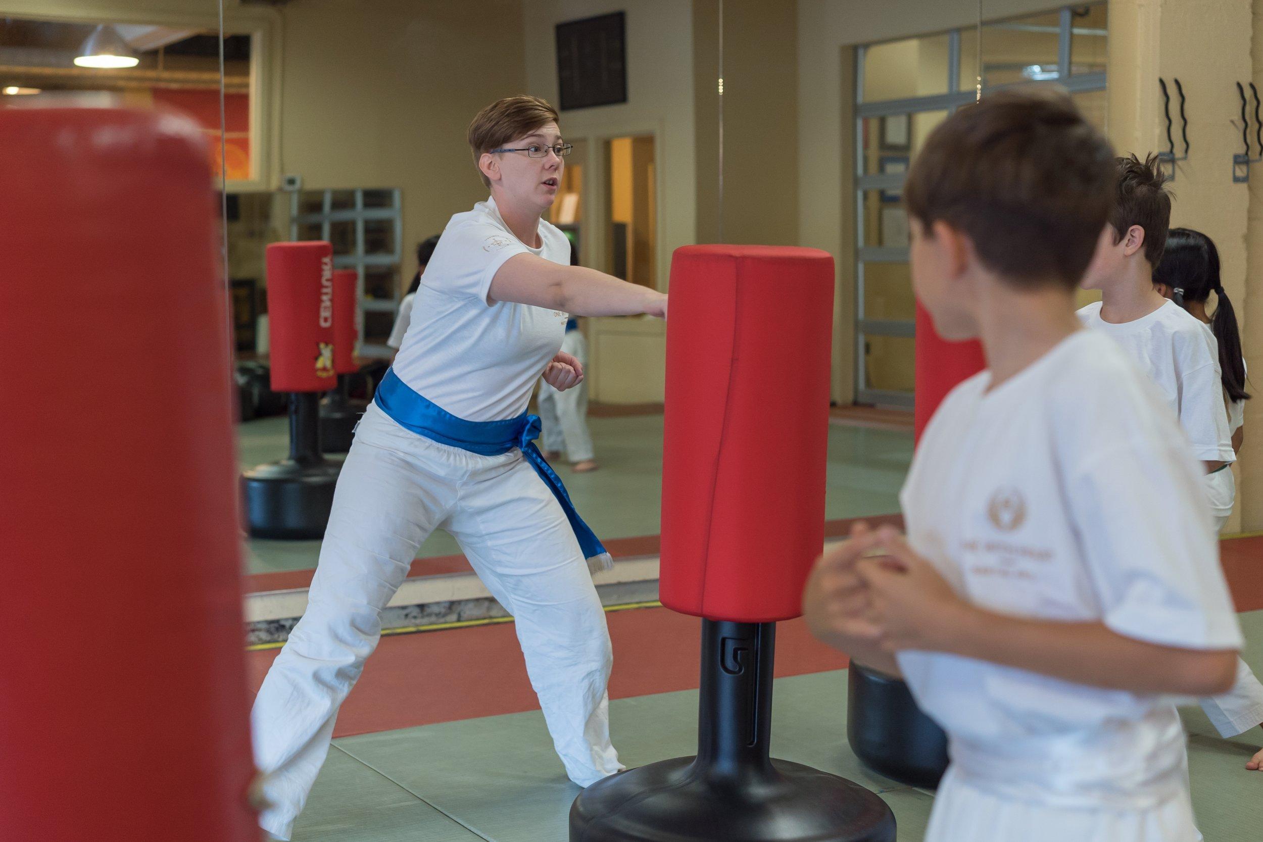 Kids Self-Defense
