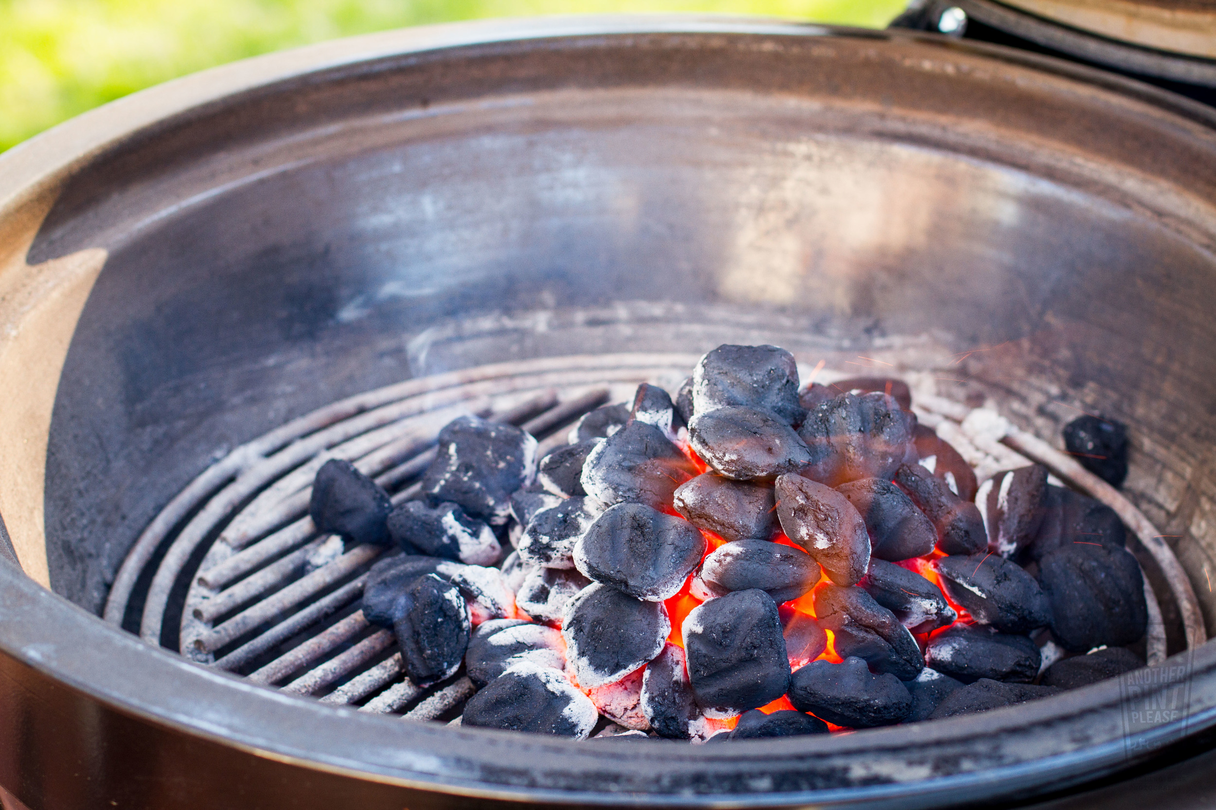 Charcoal in Weber Summit Charcoal Grill.jpg