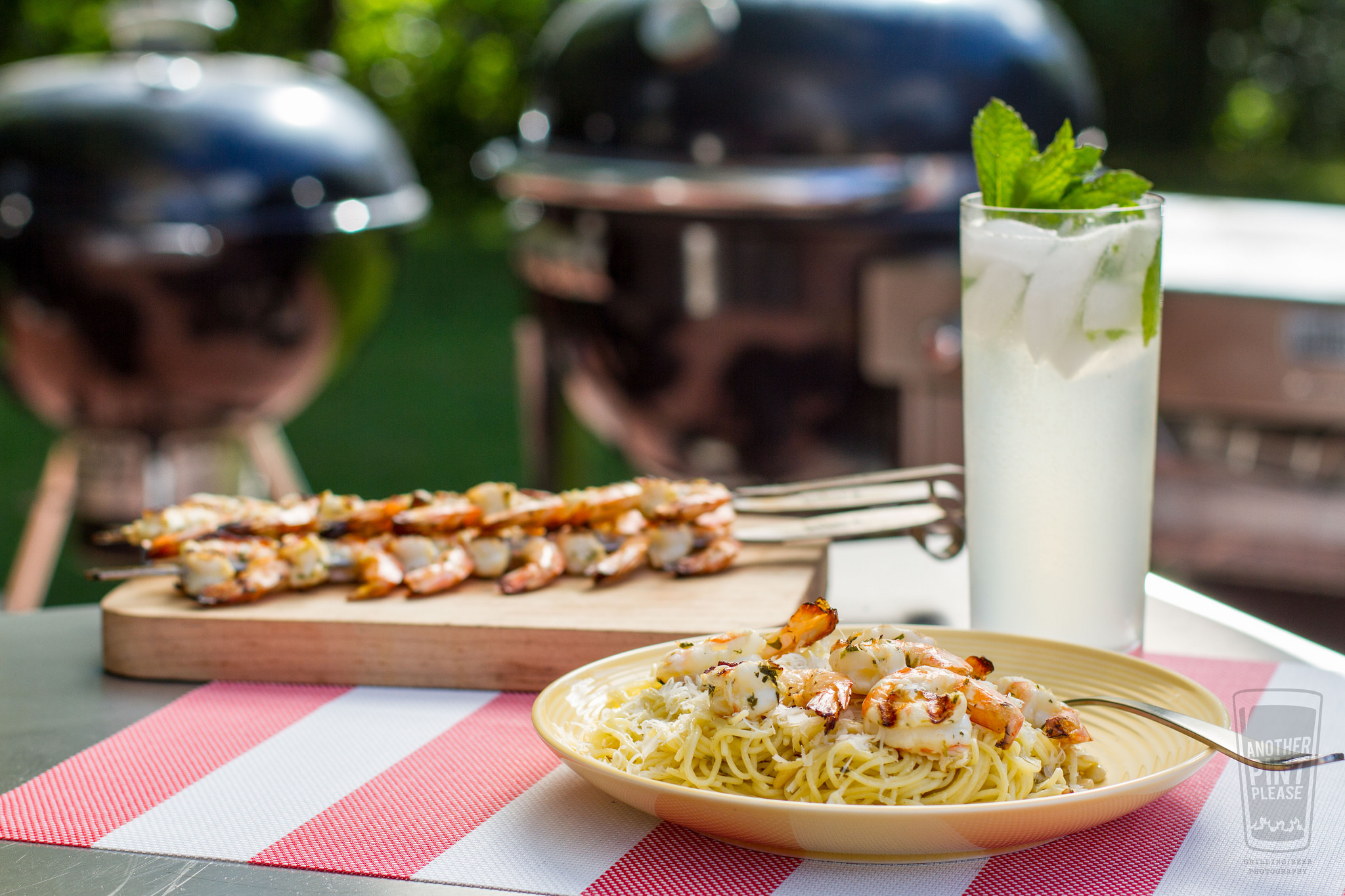 grilled mojito shrimp on weber grill.jpg