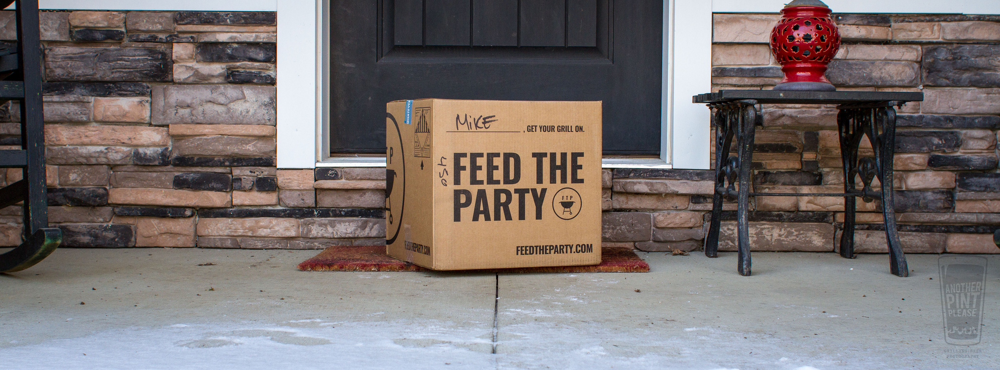 feed the party.com