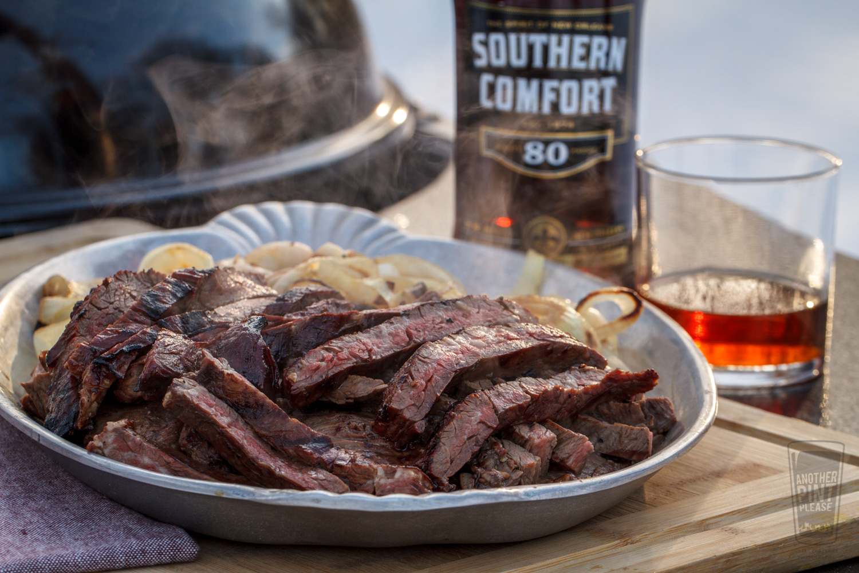 Southern Comfort Skirt Steak