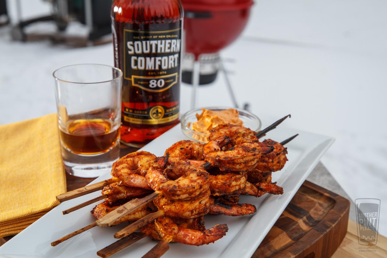 Southern Comfort Cajun Shrimp