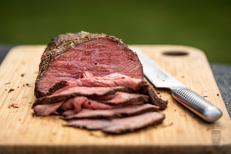 Sliced Pit Beef
