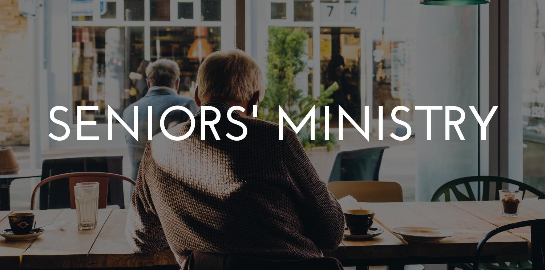 Seniors' Ministry || 55+
