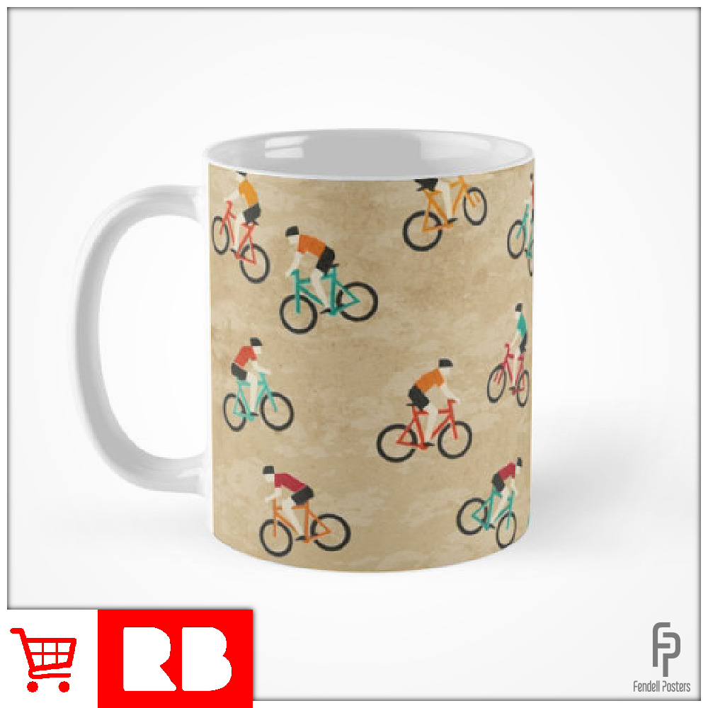Mountain Biking - Mug
