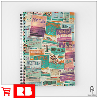 Poster Collection - Notebook