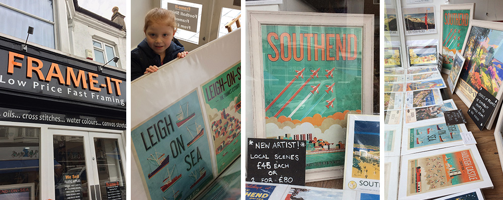 Fendell Posters at Frame-It Southend