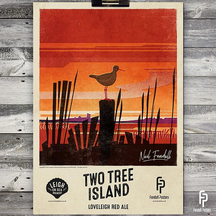 Etsy - Poster Mock-up (LOSB) 02 (Two Tree Island) SQ.jpg