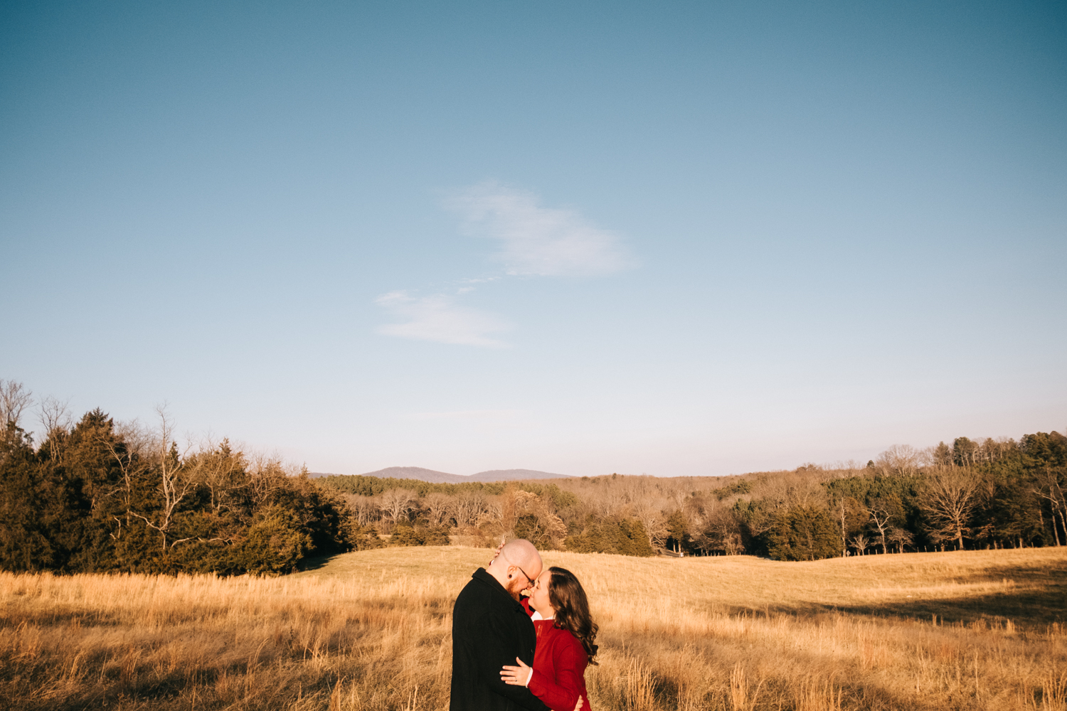 James Monroe Highland Field Engagement Picture