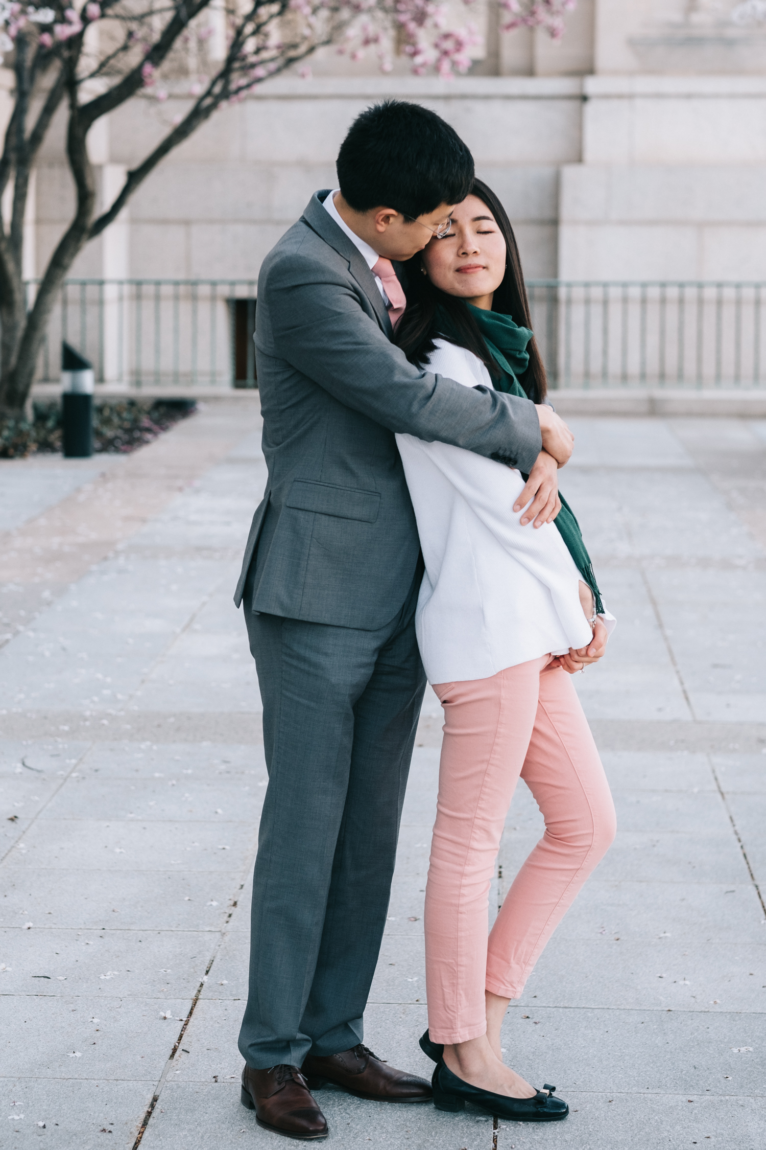 washington dc cherry blossoms engagement session-3.jpg