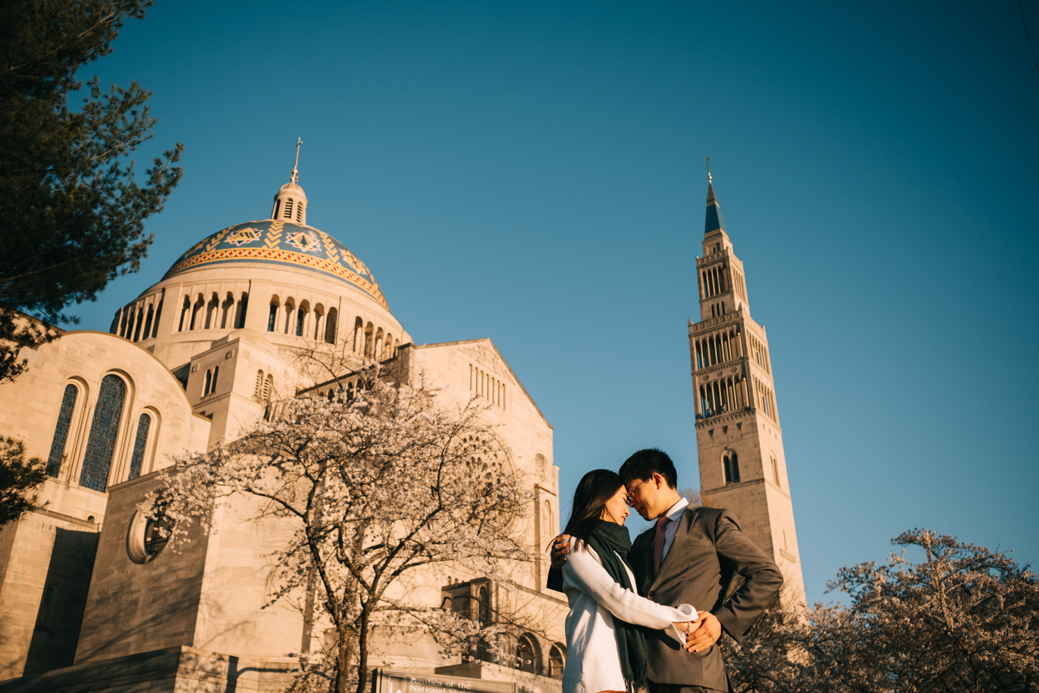 National Shrine Engagement Pictures