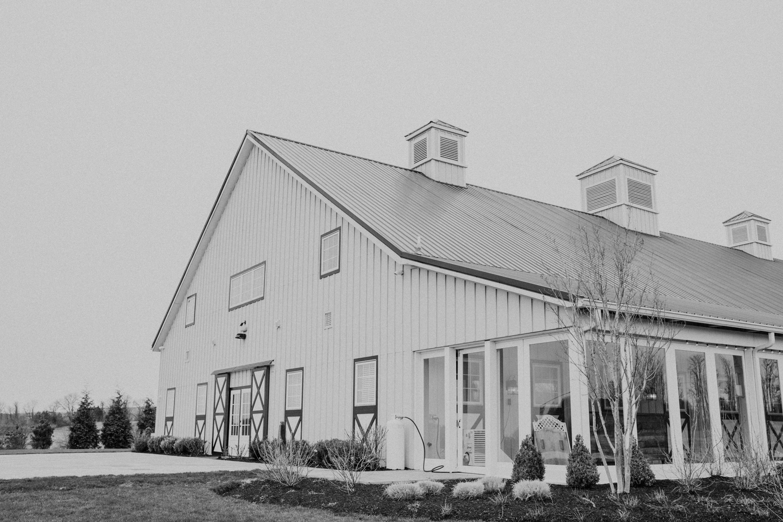 Shadow Creek reception venue purceleville virginia