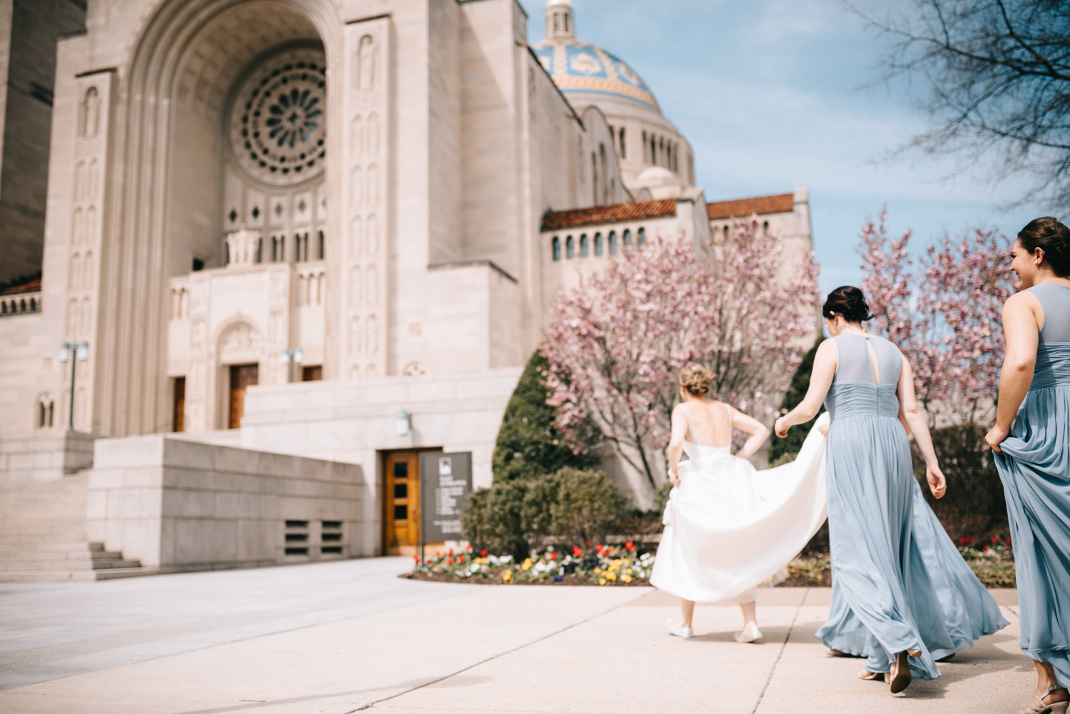 National Shrine of the Immaculate Conception Wedding DC