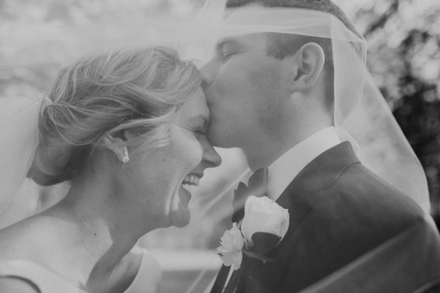 DC Wedding Portraits Under the Veil on Capitol Hill