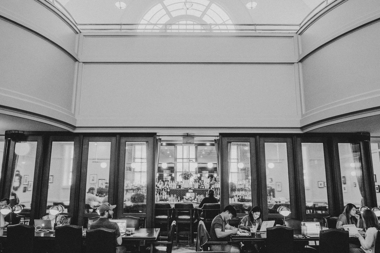 DC LINE Hotel lobby