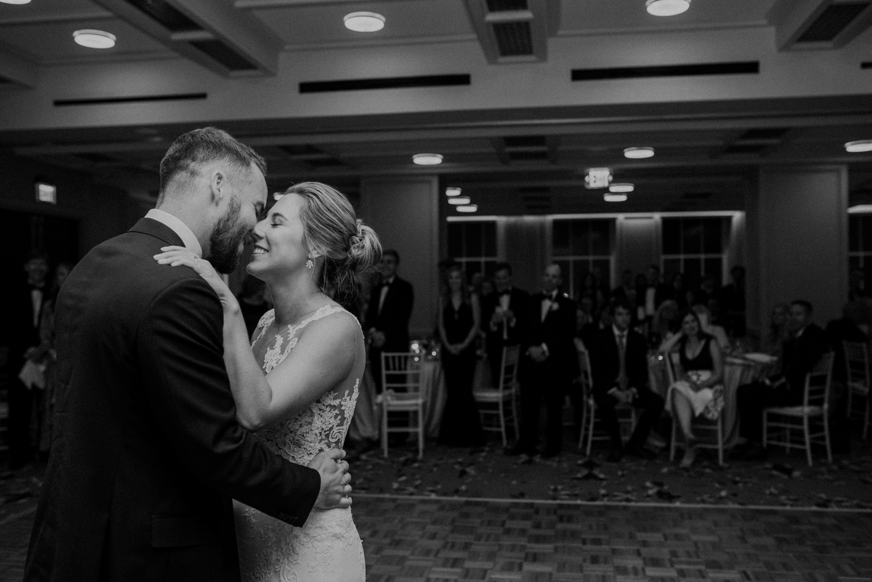 washington dc line hotel first dance wedding
