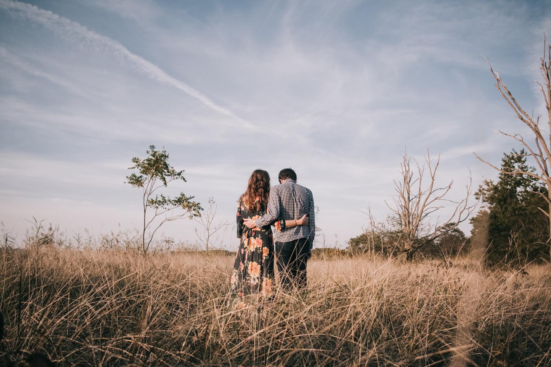 Chesapeake Bay Terrapin Nature Park beach engagement Maryland wedding photographer
