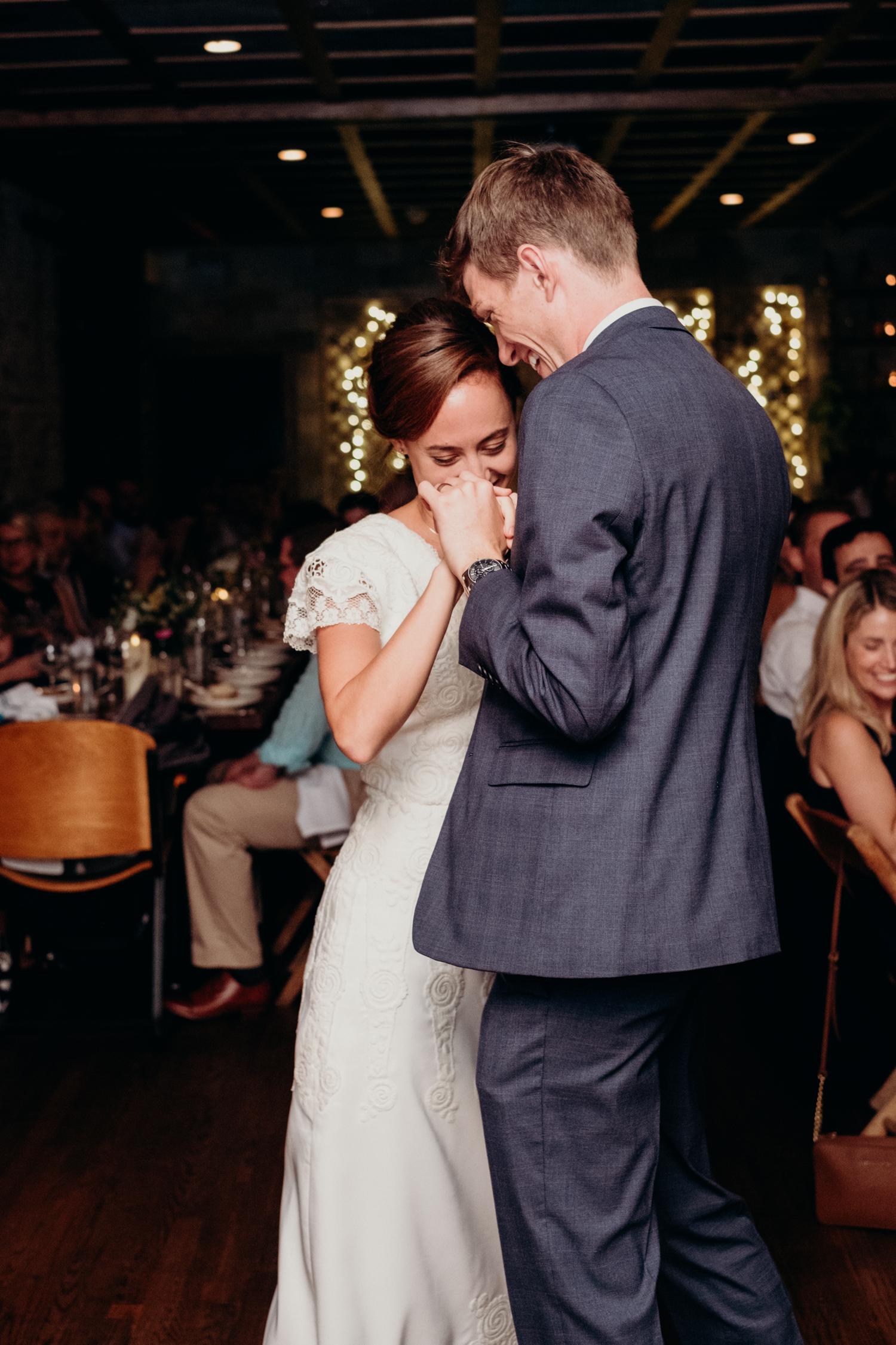 Ghibellina dc wedding first dance