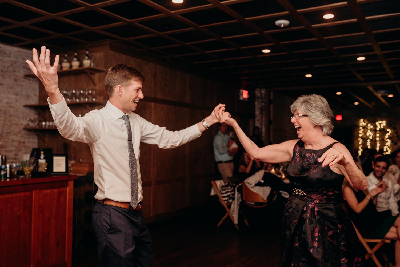 mother son dance dc wedding reception