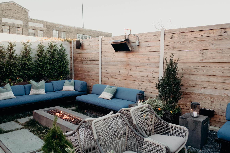 masseria wedding reception outdoor lounge