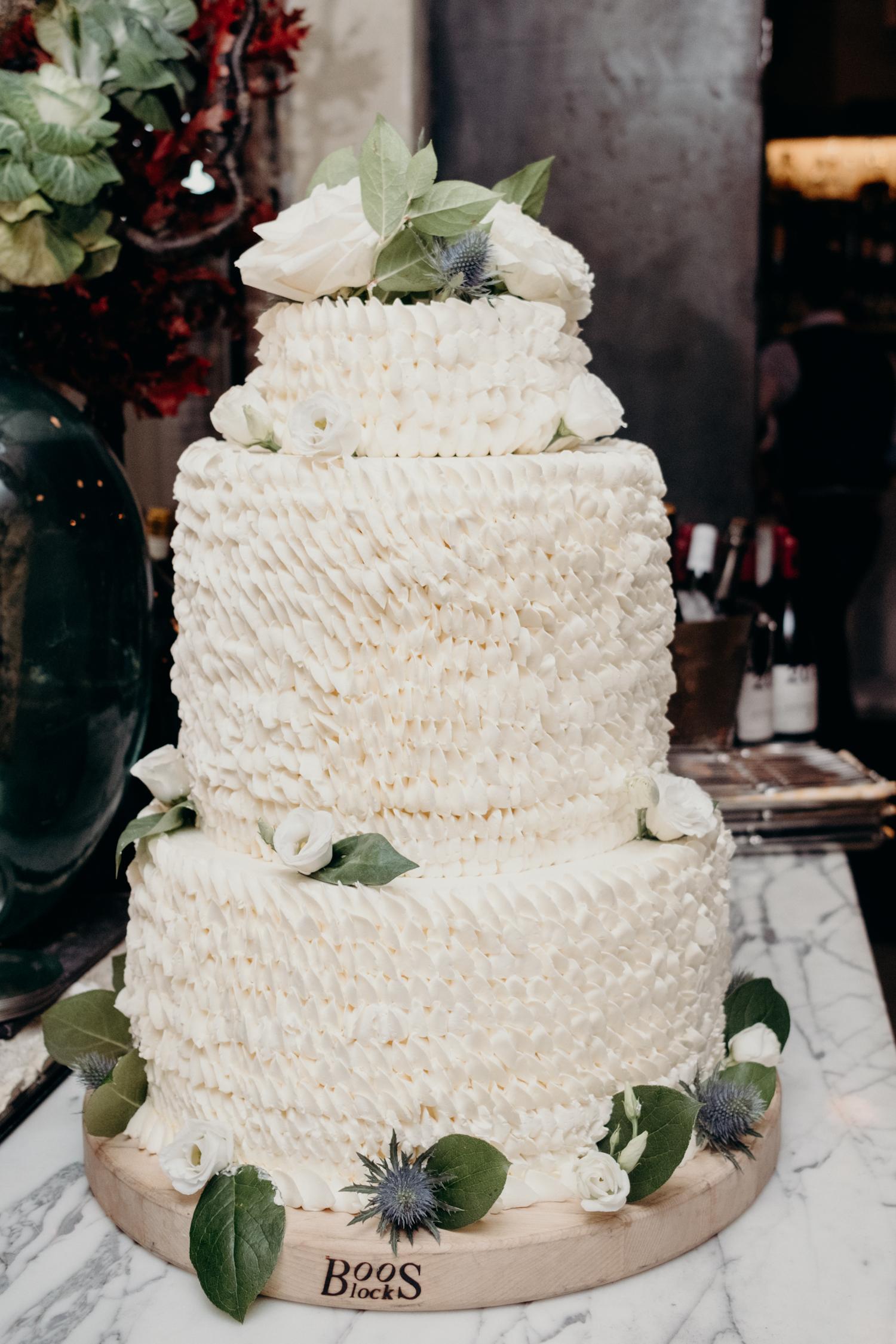 washington dc gorgeous wedding cake