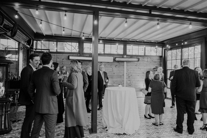 Masseria union market wedding reception