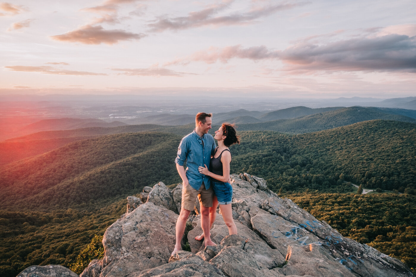 an endless pursuit photography charlottesville mountain engagement -36.jpg