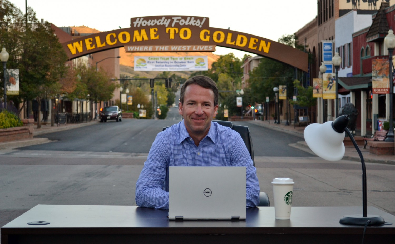 Jeff Fox at Century 21 Golden West Realty