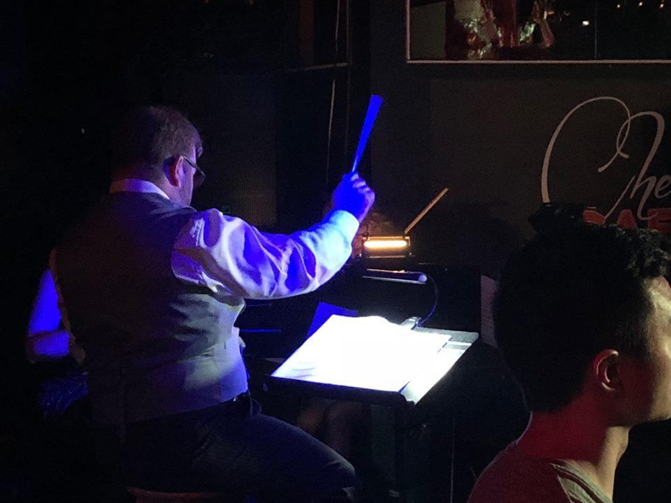 Carlos Foggin conducts La Traviata (Mercury Opera)