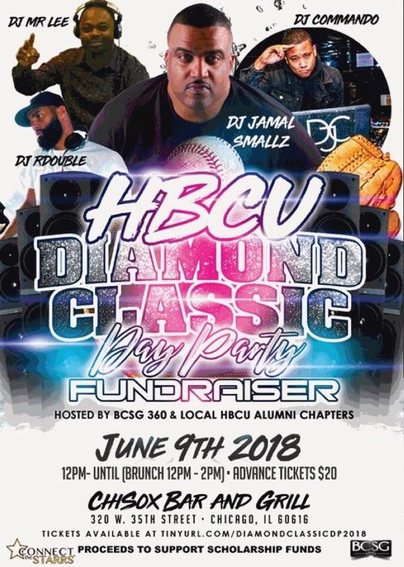 HBUC Diamond Classic Day Party