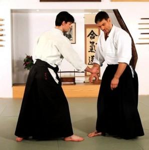 aikido grasp