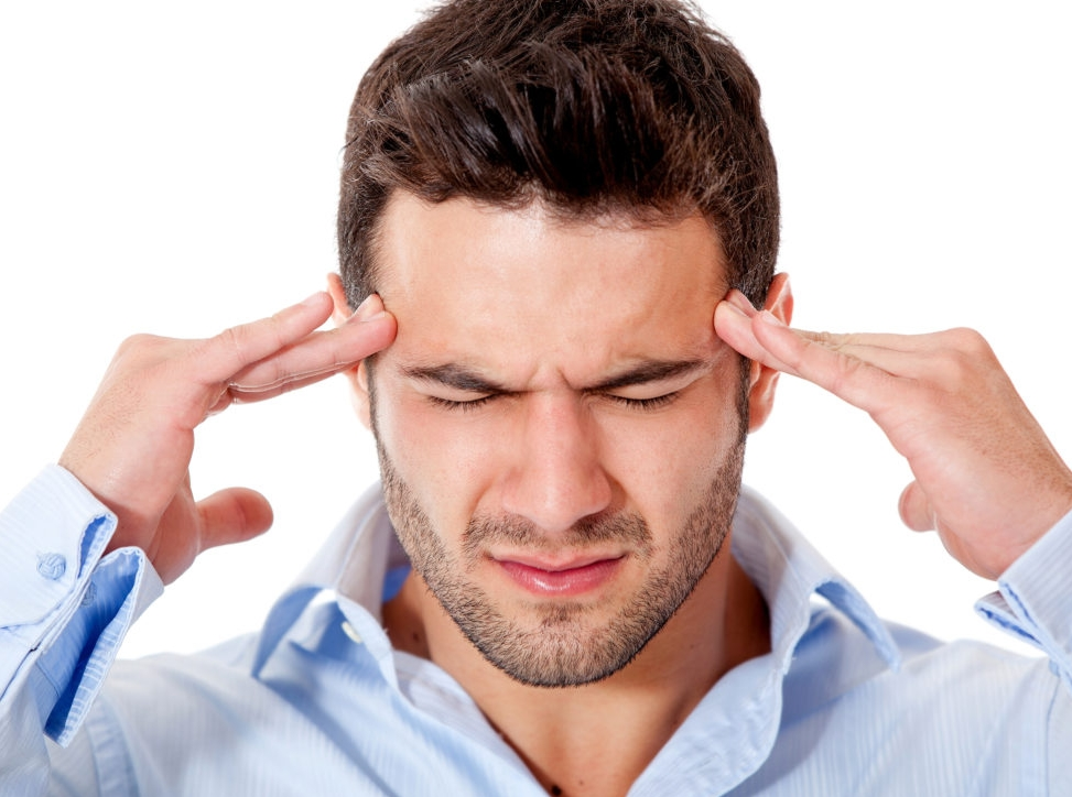 Jaw tension and tongue tension both cause headaches.