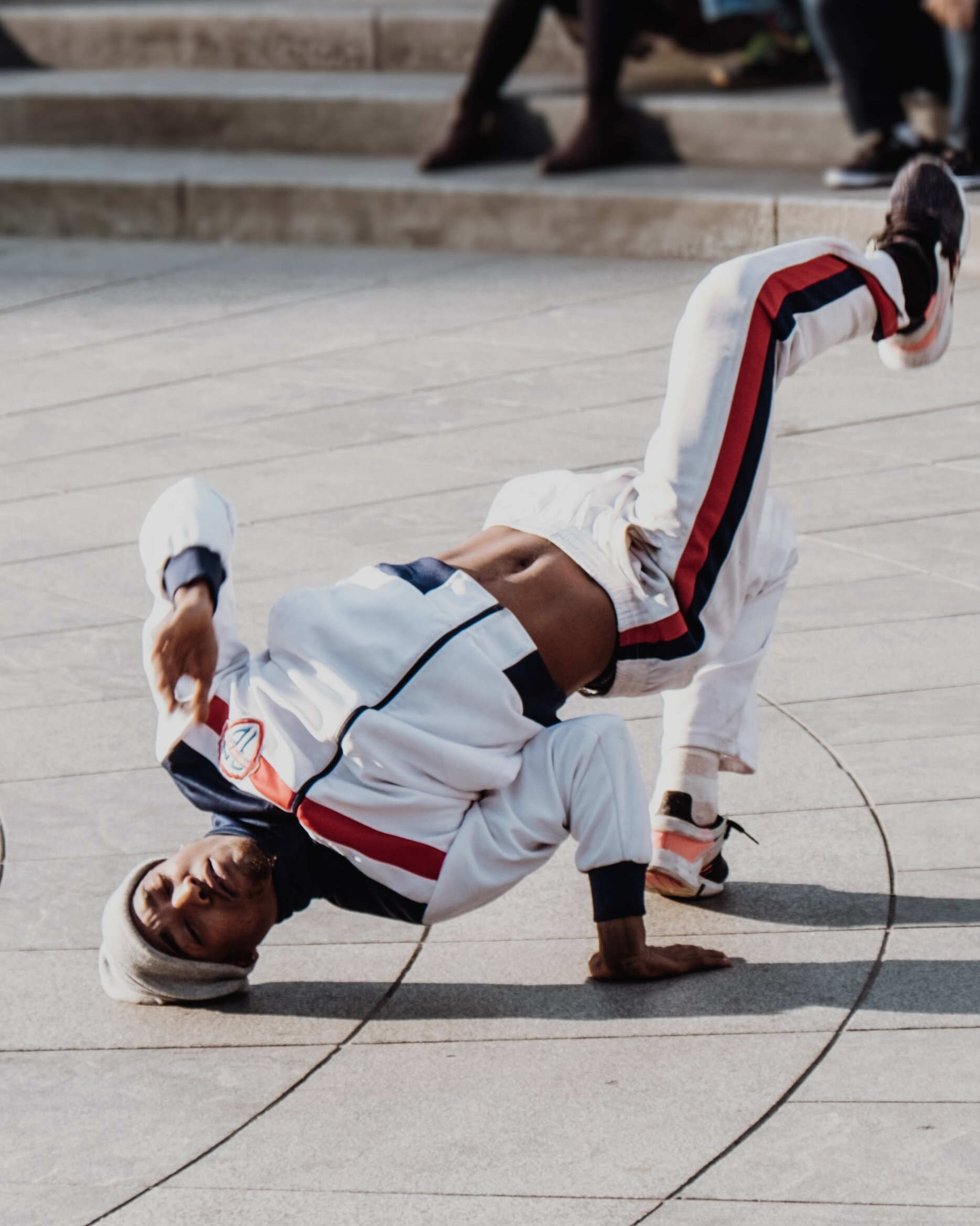 What street dancers do requires profound body awareness and adaptive capacity.
