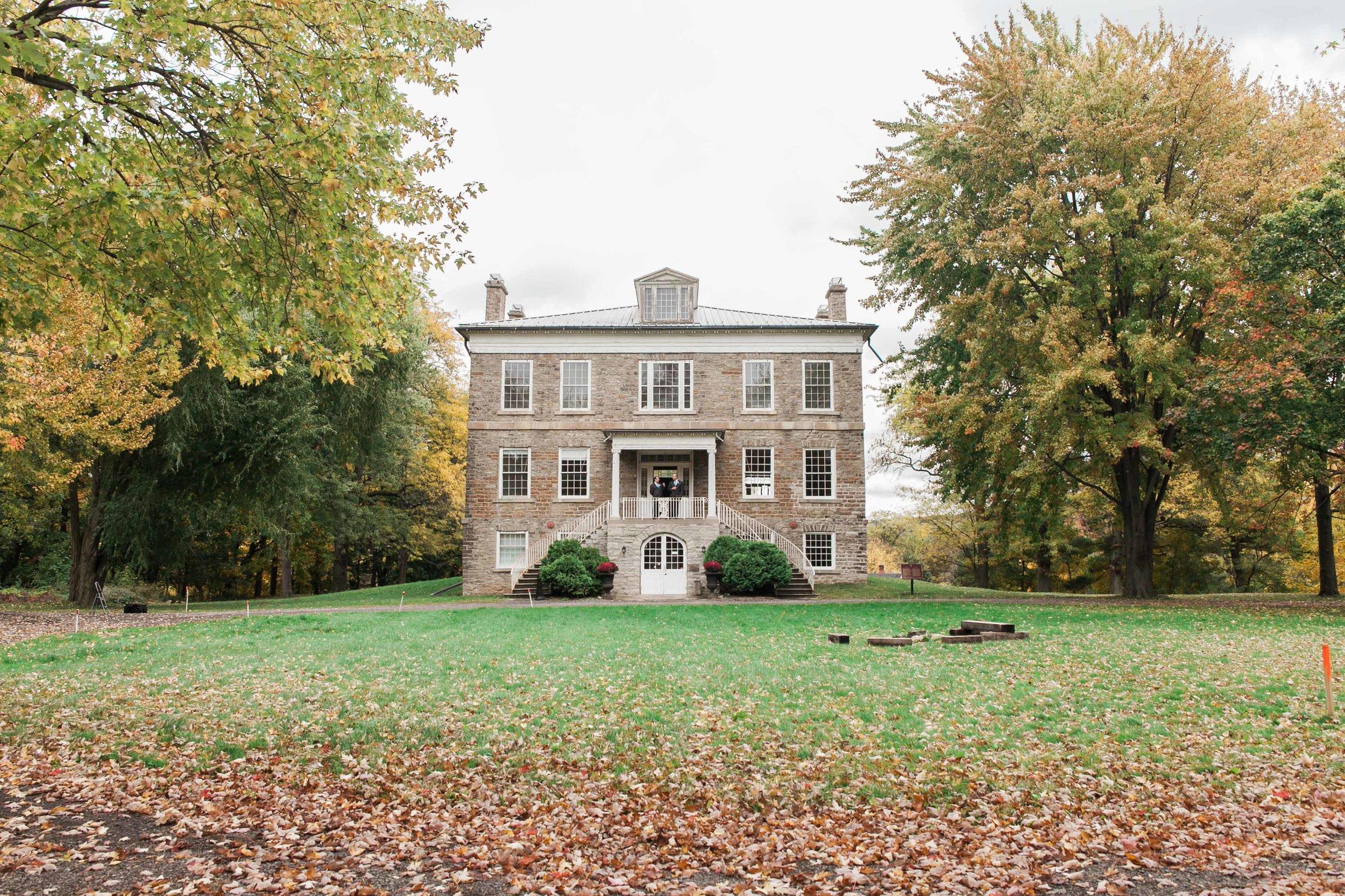 Willowbank Estate in Niagara on the Lake