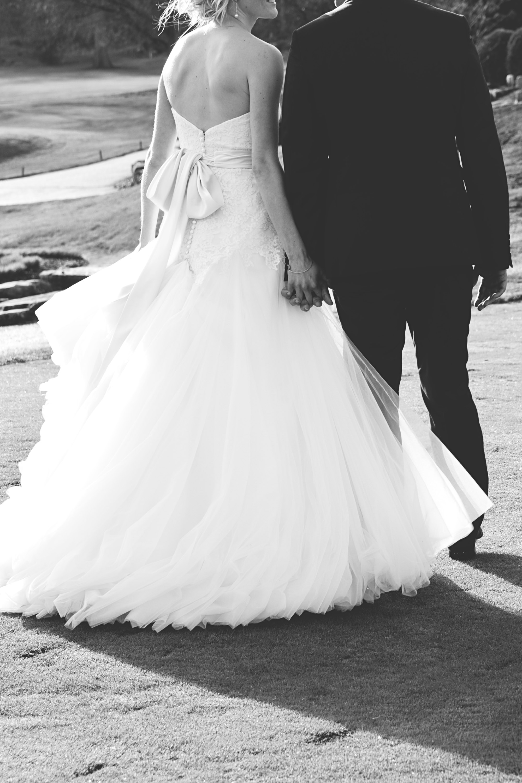 Bridal photos at Dundas Valley Golf Club
