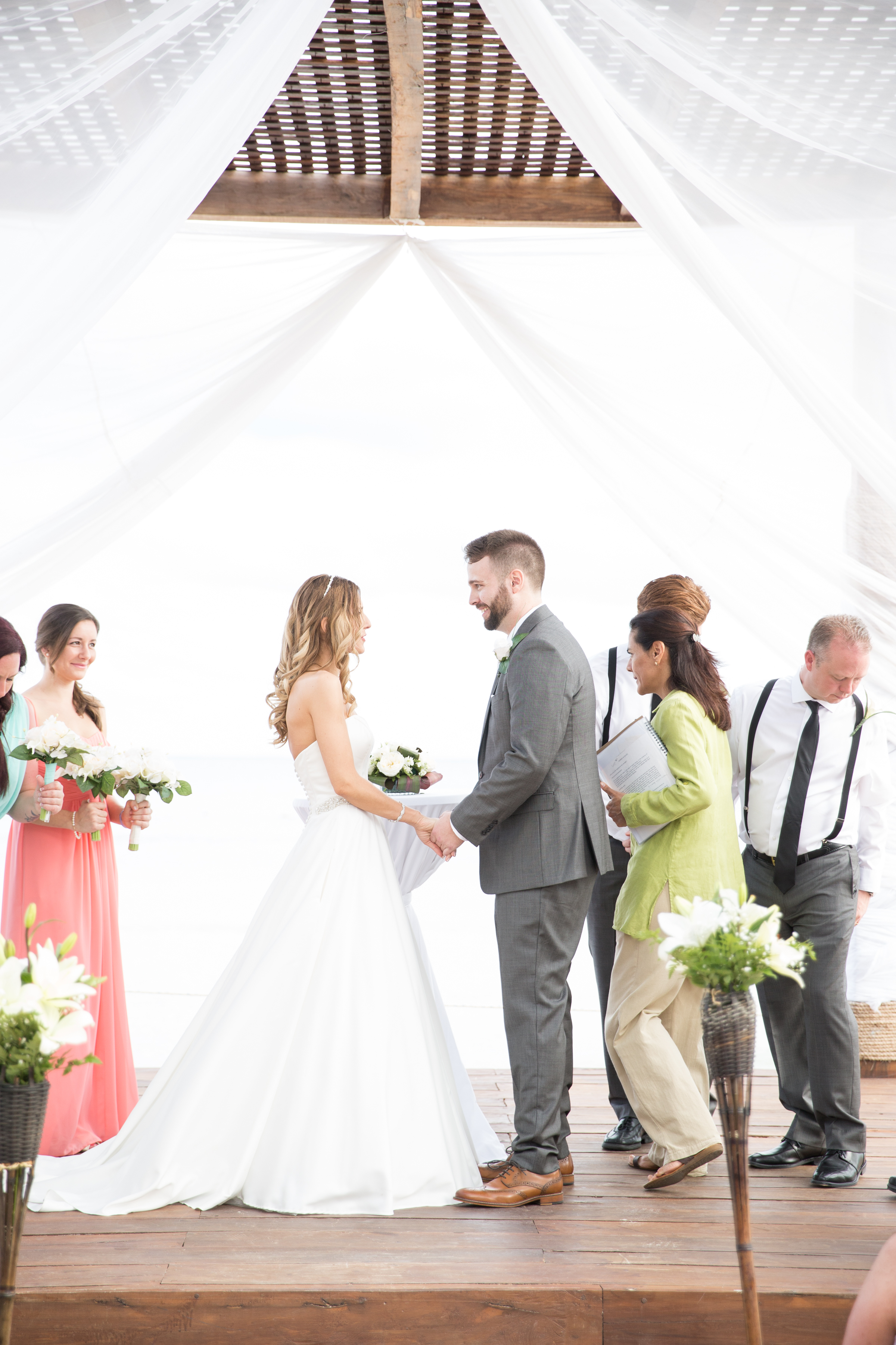 exchanging rings in mexico
