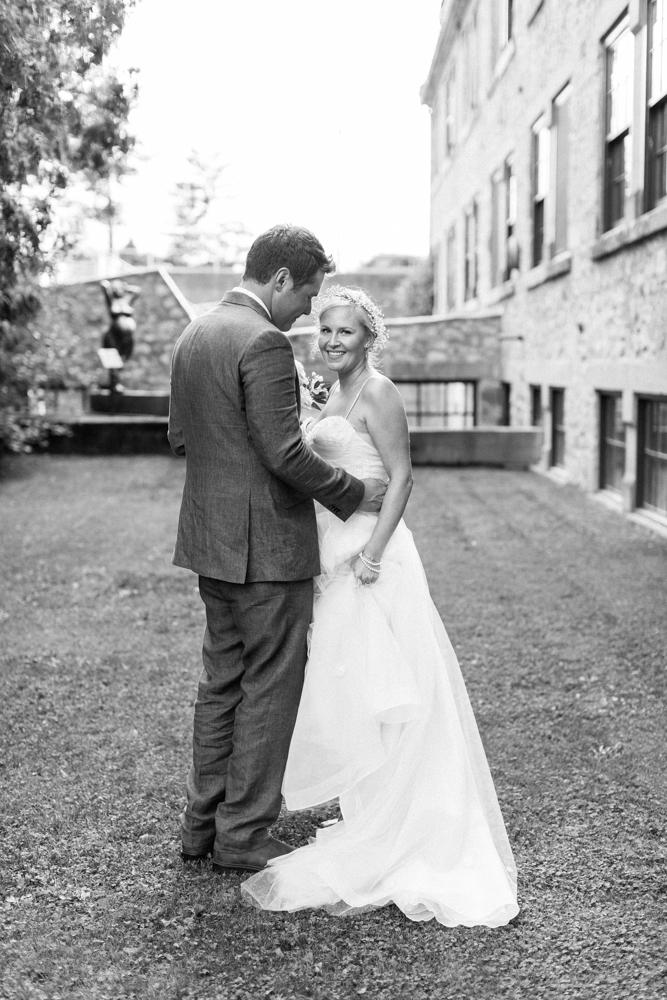 wedding at alton mill in ontario