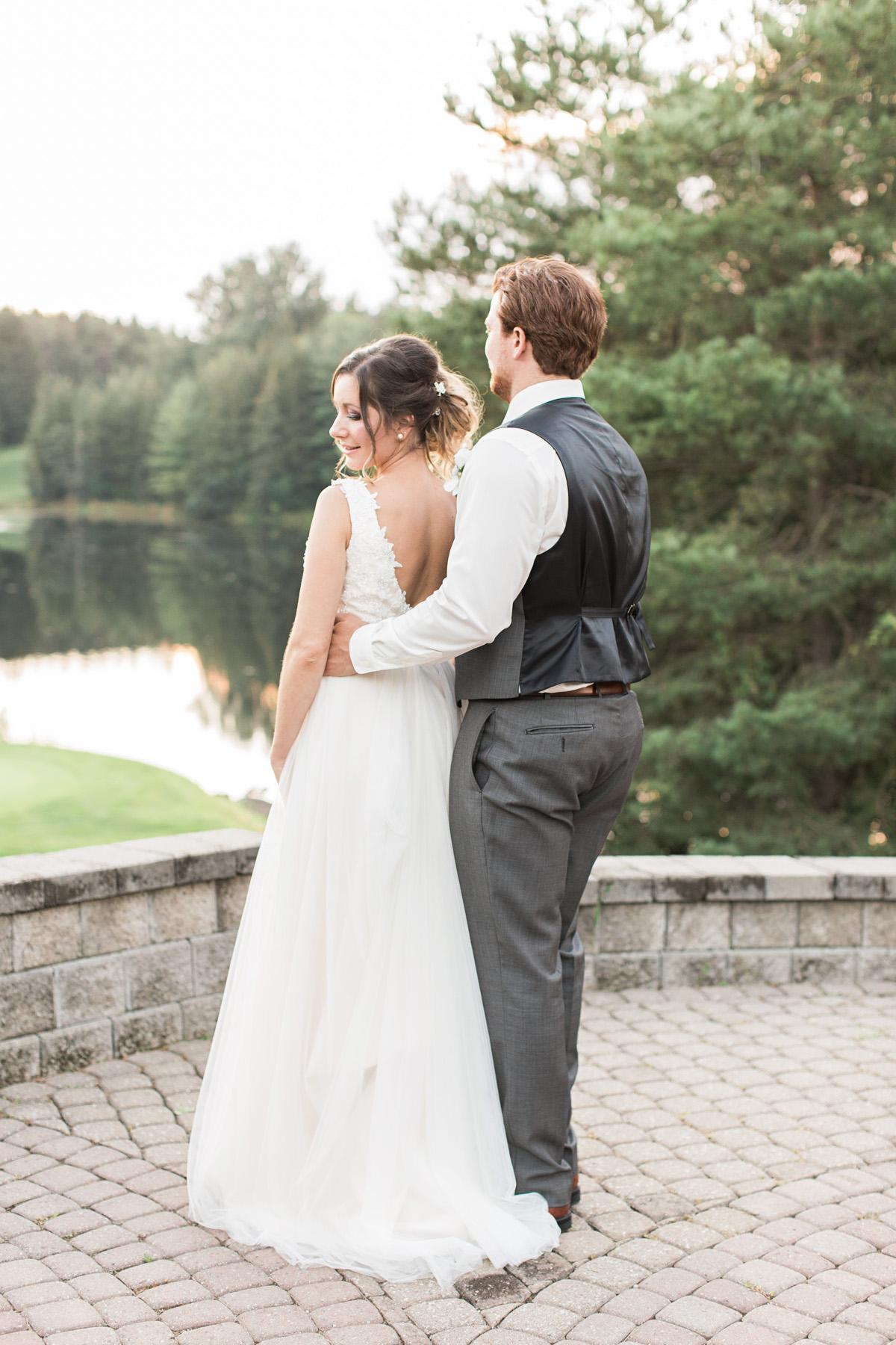 wedding photographs shot on film