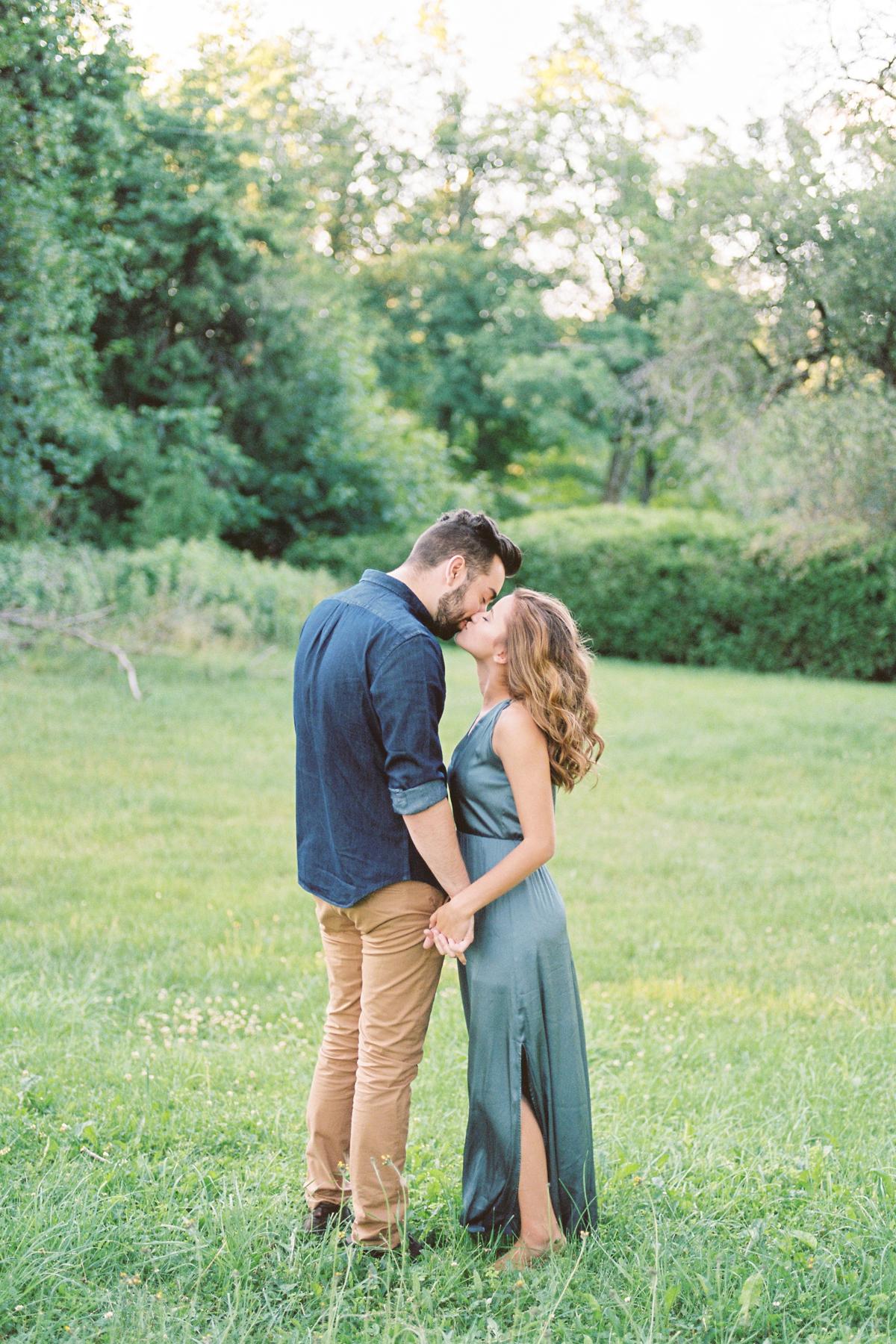 scotsdale farm engagement photoshoot