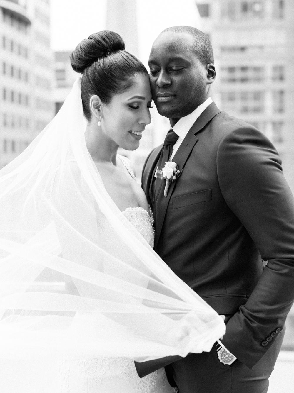Arezo & Kwabena - WeddingToronto