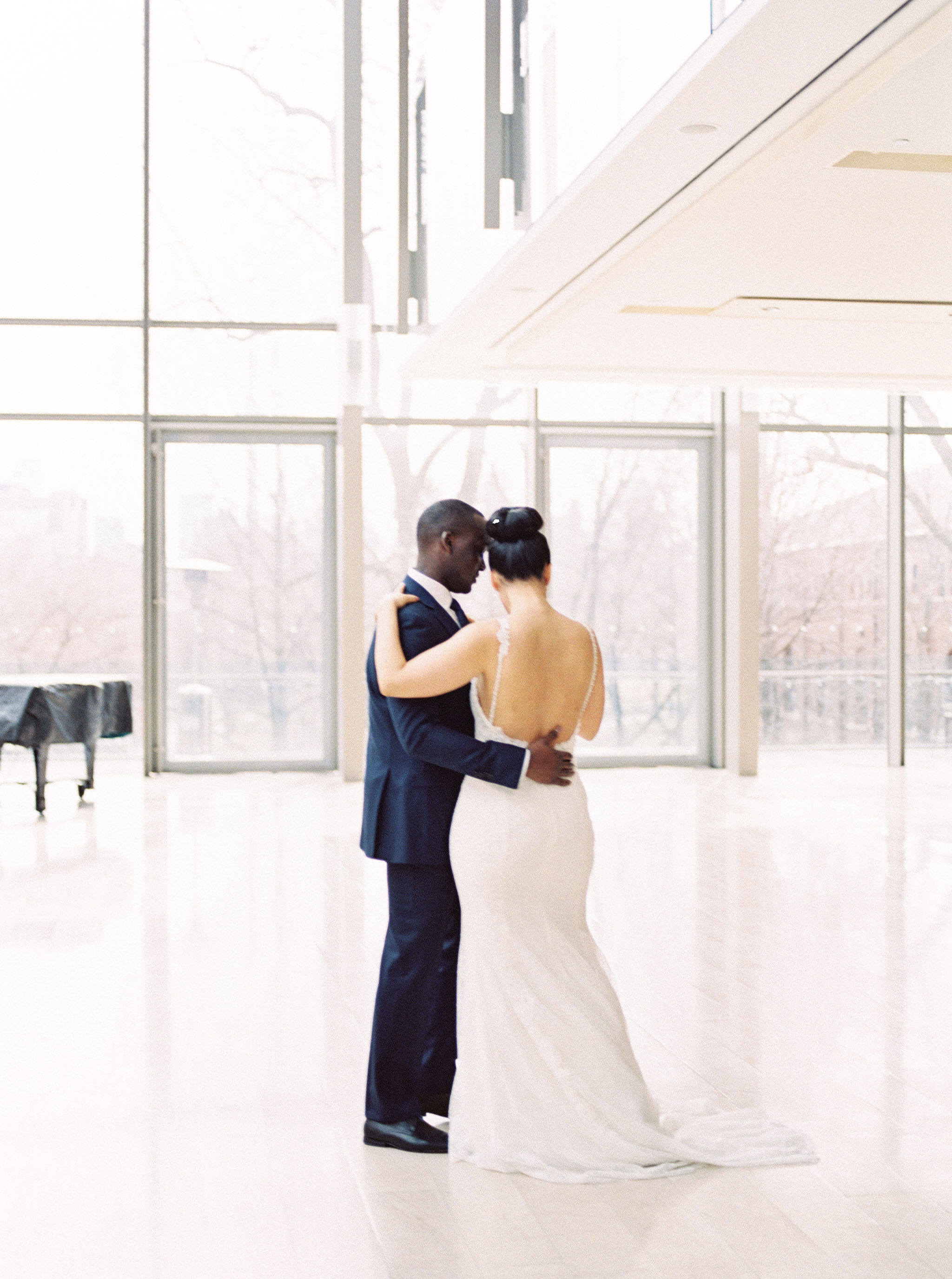 Indoor wedding photo ideas.