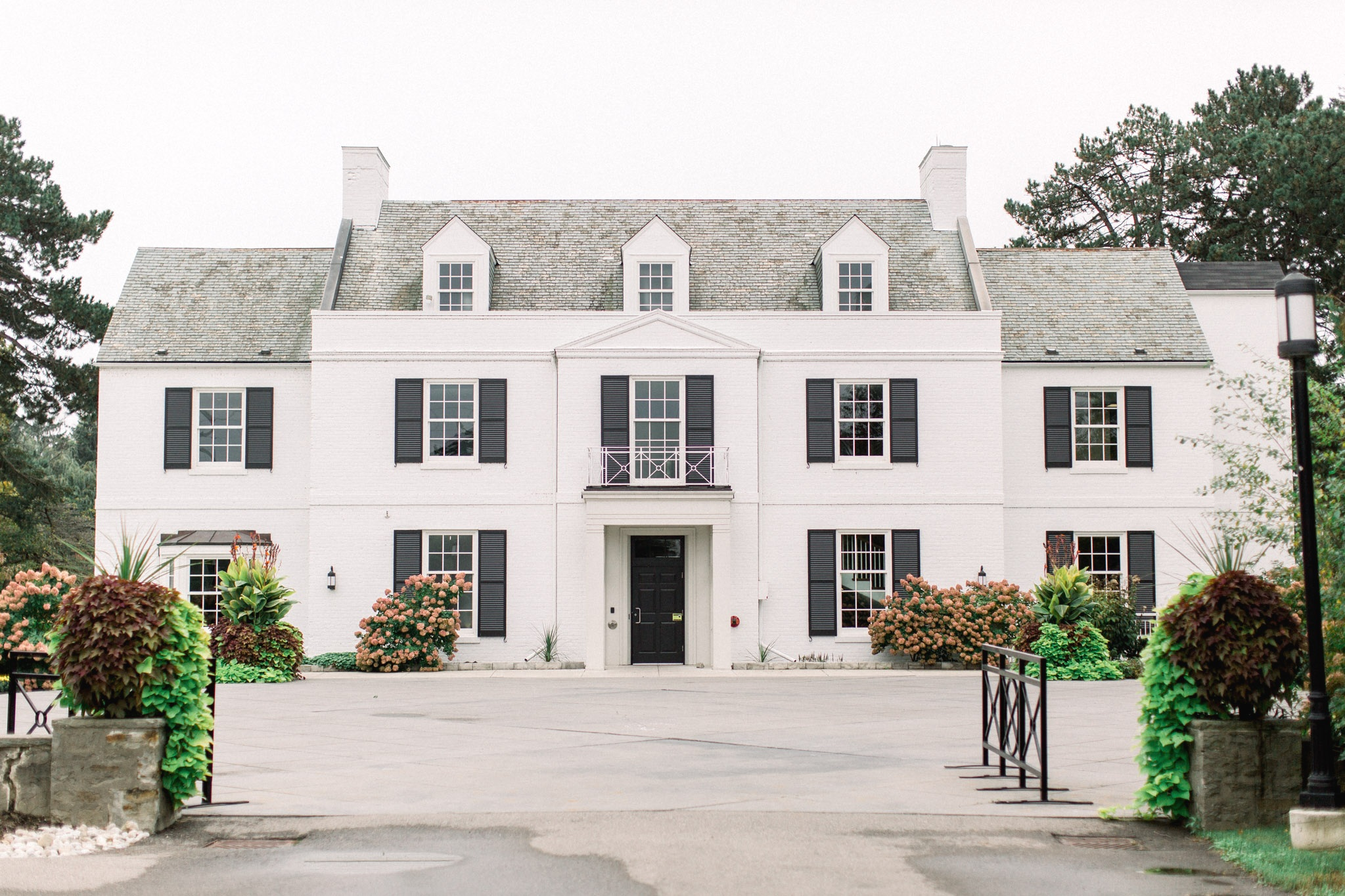 Harding Waterfront Estate wedding.