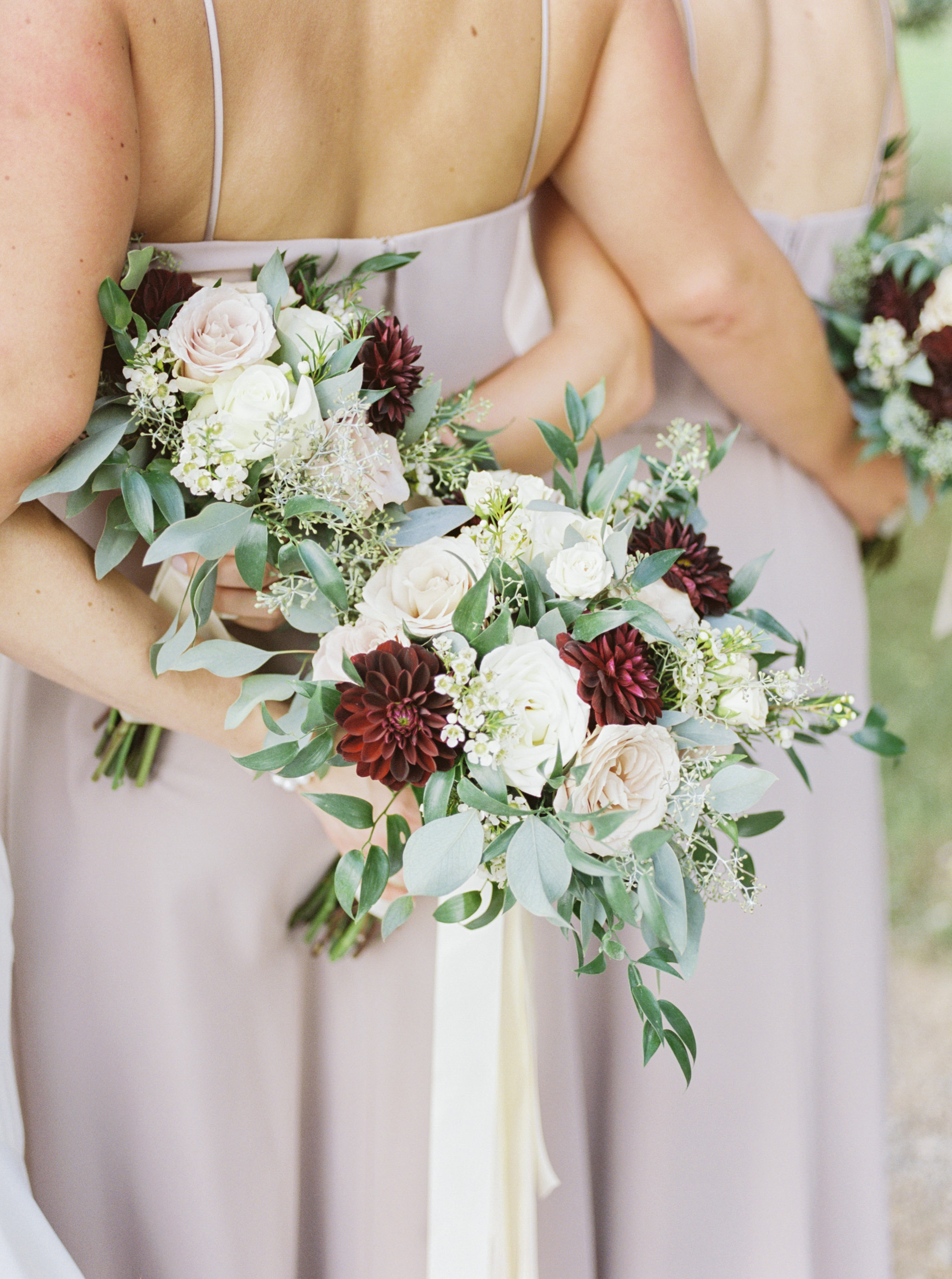 fall wedding bouquets.
