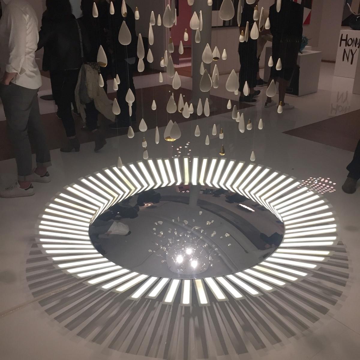 Blackbody OLED  Showroom