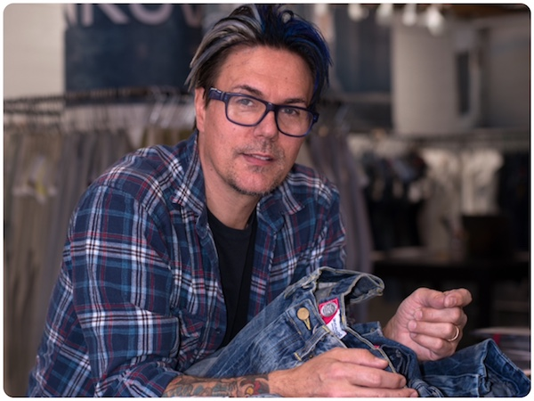 Artisan Cloth founder talks the root of his denim obsession - JUNE 11, 2018